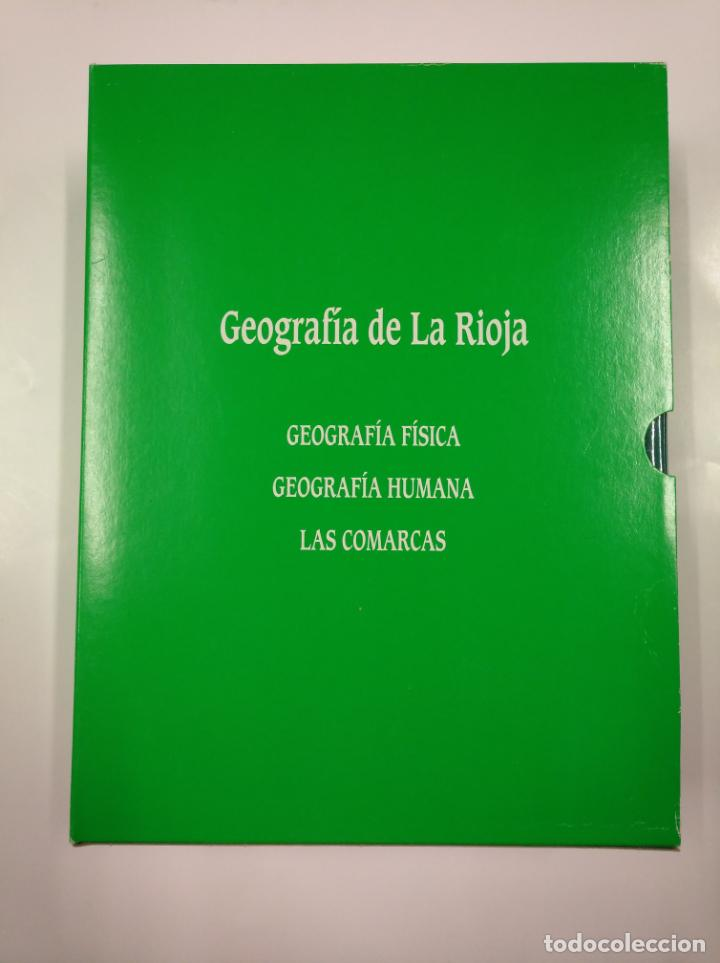 Enciclopedias de segunda mano: GEOGRAFIA DE LA RIOJA. VV.AA. 3 VOLUMENES. TOMOS. TDK356 - Foto 9 - 140388730