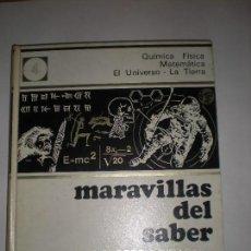 Enciclopedias de segunda mano: MARAVILLAS DEL SABER. TOMO 4. EDITADA POR CREDSA. Lote 140711590