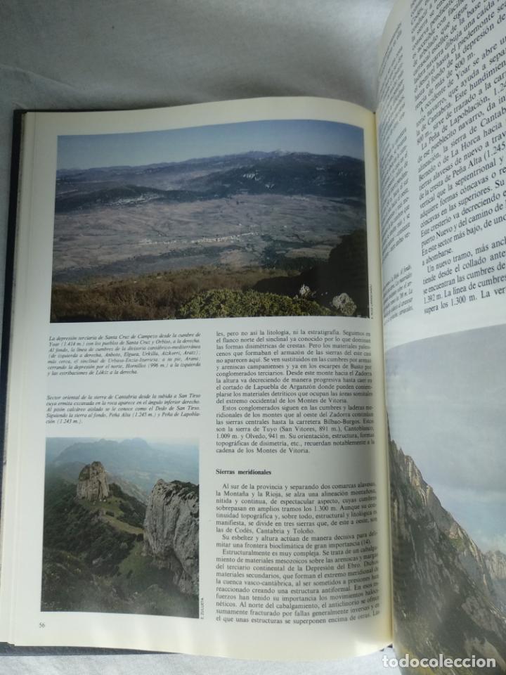 Enciclopedias de segunda mano: ÁLAVA EN SUS MANOS - CAJA PROVINCIAL DE ÁLAVA - 5 TOMOS - HERACLIO FOURNIER - VITORIA - 1983 - - Foto 7 - 140739782