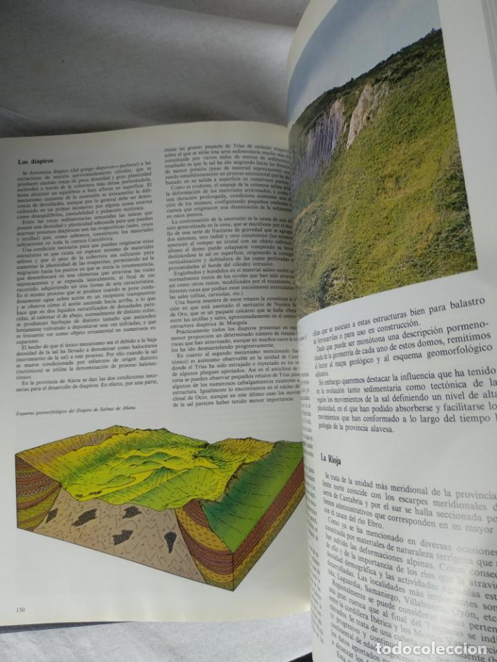 Enciclopedias de segunda mano: ÁLAVA EN SUS MANOS - CAJA PROVINCIAL DE ÁLAVA - 5 TOMOS - HERACLIO FOURNIER - VITORIA - 1983 - - Foto 10 - 140739782