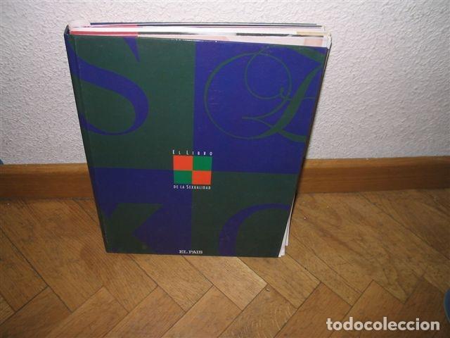Enciclopedias de segunda mano: EL LIBRO DE LA SEXUALIDAD - Foto 2 - 25149942