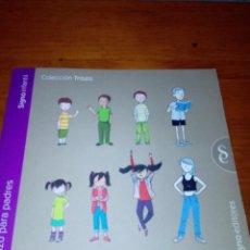 Enciclopedias de segunda mano: COLECCIÓN TRAZO SIGNO INFANTIL. COMPLETO. BBB. Lote 141704026