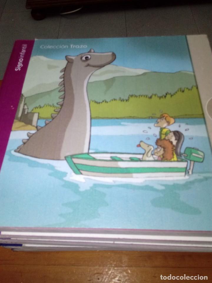 Enciclopedias de segunda mano: COLECCIÓN TRAZO SIGNO INFANTIL. COMPLETO. BBB - Foto 8 - 141704026