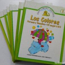 Enciclopedias de segunda mano: CARLOS ECHEVERRY, ELSA LUCIA GONZÁLEZ ENCICLOPEDIA INFANTIL Y91290. Lote 142142018