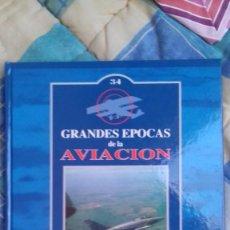 Enciclopedias de segunda mano: GRANDES EPOCAS DE LA AVIACIÓN TOMO 34 LOS REACTORES DE COMBATE II. Lote 143232954