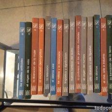 Enciclopedias de segunda mano: BIBLIOTECA SÁLVAT GRANDES TEMAS. Lote 144113080