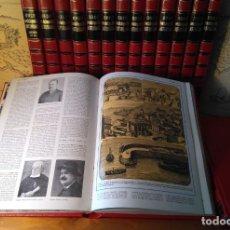 Enciclopedias de segunda mano: GRAN ENCICLOPEDIA ASTURIANA 17 TOMOS [OBRA COMPLETA 14 TOMOS + 3 TOMOS DE APÉNDICES] SILVERIO CAÑADA. Lote 144135438