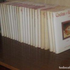 Enciclopedias de segunda mano: (9997) COLECCIÓN ..COCINA CON IDEAS PARA TODOS LOS DÍAS+ OBSEQUIO. Lote 144376226