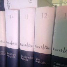 Enciclopedias de segunda mano: 20 TOMOS DEL DICCIONARIO LA ENCICLOPEDIA DE EL PAÍS, COMPLETO. Lote 145012334