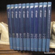 Enciclopedias de segunda mano: EL MAR GRAN ENCICLOPEDIA SALVAT - 11 TOMOS / COMPLETA - SALVAT. Lote 145396582