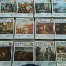 Enciclopedias de segunda mano: HISTORIA DEL MUNDO MODERNO. CAMBRIDGE/SOPENA. Lote 145971076