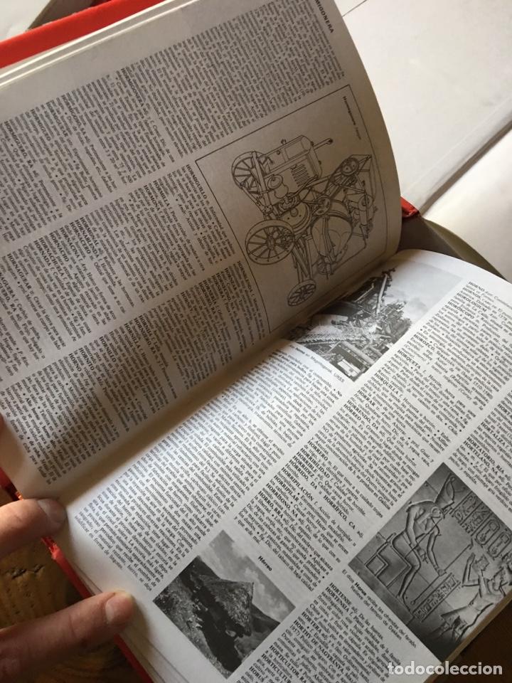 Enciclopedias de segunda mano: Diccionario enciclopédico océano 3 tomos - edición 1990 - Ilustrado - Foto 3 - 146261717