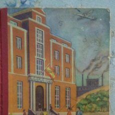 Enciclopedias de segunda mano: ENCICLOPEDIA ESCOLAR PRIMER GRADO ED. EDELVIVES (LUIS VIVES) 1ª ED. HUESCA, 05/03/1955. Lote 146766302