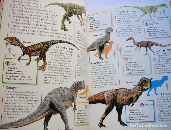 la enciclopedia de los dinosaurios - Comprar Enciclopedias