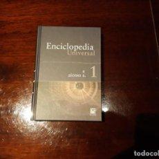 Enciclopedias de segunda mano: ENCICLOPEDIA UNIVERSAL SALVAT VOLUMEN 1 . AÑO 2009 . Lote 146965298