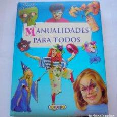 Enciclopedias de segunda mano: MANUALIDADES PARA TODOS. Lote 146984230