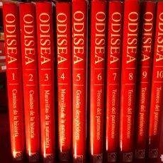 Livros em segunda mão: ODISEA, VIAJE POR EL PATRIMONIO DE LA HUMANIDAD, SALVAT. Lote 147031885
