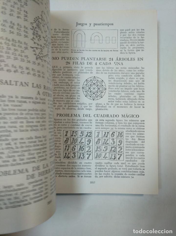 Enciclopedias de segunda mano: EL TESORO DE LA JUVENTUD. TOMO VII. ENCICLOPEDIA DE CONOCMIENTOS. TOMO 7. TDK359 - Foto 3 - 147503106