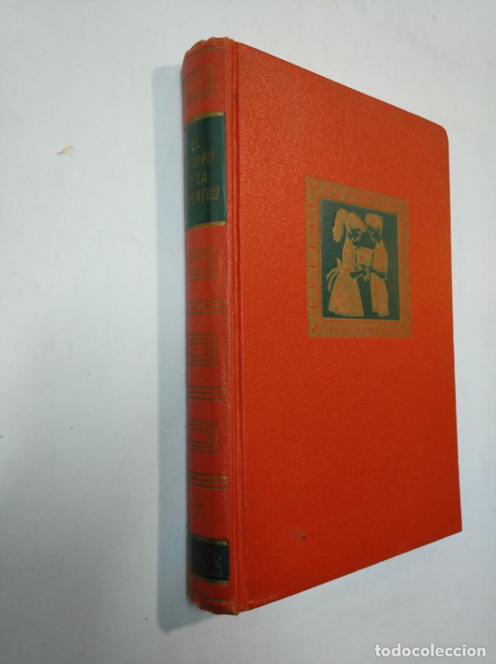 Enciclopedias de segunda mano: EL TESORO DE LA JUVENTUD. TOMO VII. ENCICLOPEDIA DE CONOCMIENTOS. TOMO 7. TDK359 - Foto 5 - 147503106