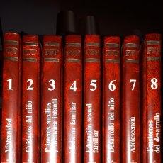 Enciclopedias de segunda mano: PROGRAMA DE FORMACIÓN DE PADRES. OCÉANO.. Lote 147962777