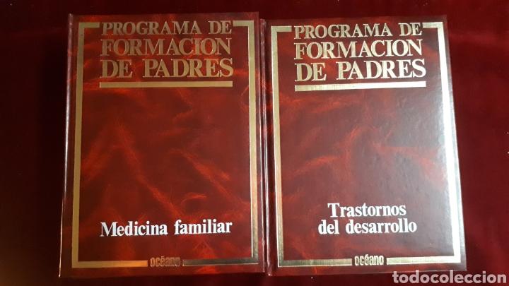 Enciclopedias de segunda mano: Programa de formación de padres. Océano. - Foto 2 - 147962777