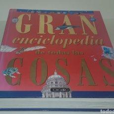 Enciclopedias de segunda mano: GRAN ENCICLOPEDIA DE TODAS LAS COSAS - ARM02. Lote 148100357