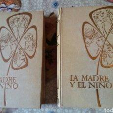 Enciclopedias de segunda mano: AÑO1981-LA MADRE Y EL NIÑO-PRINCIPIOS DE VIDA-SAFELIZ-EDITORIAL. Lote 148177090