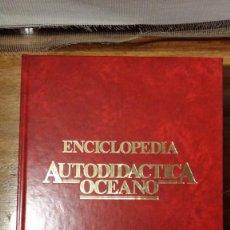 Enciclopedias de segunda mano: ENCICLOPEDIA AUTODIDACTICA OCEANO. Lote 148368554