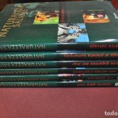 Enciclopedias de segunda mano: 6 TOMOS ENCICLOPEDIA SALVAJE Y 20 DVD - PLANETA - BZB. Lote 148522706