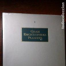 Enciclopedias de segunda mano: GRAN ENCICLOPEDIA PLANETA (NUEVA EMBALADA) 19 TOMOS DE 20, FALTA EL 7. Lote 149228922
