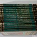 Enciclopedias de segunda mano: GRAN ENCICLOPEDIA DE LA ELECTRONICA. 12 TOMOS. - COMPLETA - ARM05. Lote 149246478