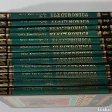 Enciclopedias de segunda mano - GRAN ENCICLOPEDIA DE LA ELECTRONICA. 12 TOMOS. - completa - arm05 - 149246478