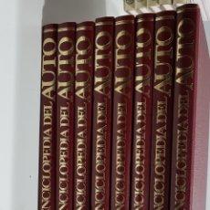 Enciclopedias de segunda mano: ENCICLOPEDIA DEL AUTO - 8 TOMOS - COMPLETA - ARM06. Lote 149358117