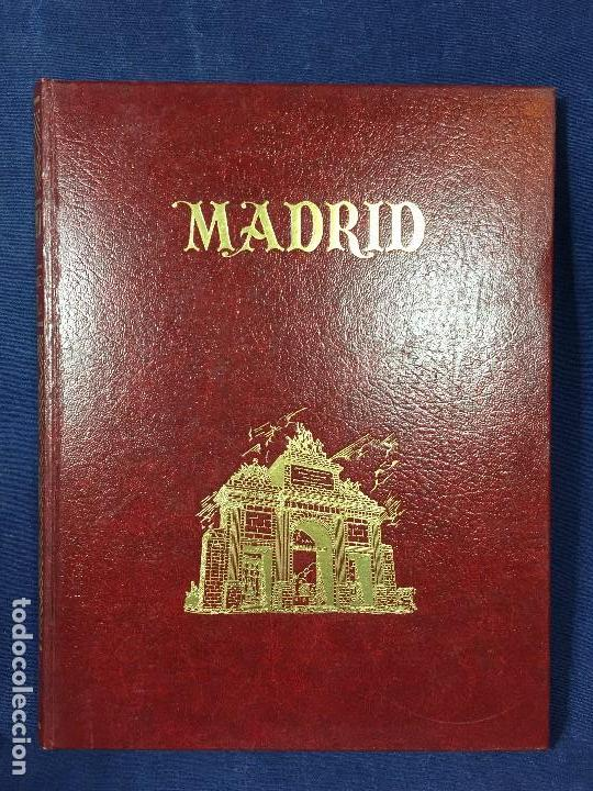 MADRID TOMO II PLAZA SANTA CRUZ VILLA DE VALLECAS EL MANZANARES USERA CASCORRO ESPASA CALPE 1979 (Libros de Segunda Mano - Enciclopedias)