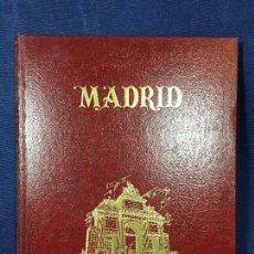 Enciclopedias de segunda mano: MADRID TOMO II PLAZA SANTA CRUZ VILLA DE VALLECAS EL MANZANARES USERA CASCORRO ESPASA CALPE 1979. Lote 149430394