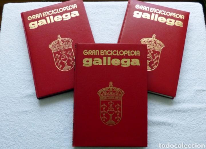 GRAN ENCICLOPEDIA GALLEGA (36TOMOS) (Libros de Segunda Mano - Enciclopedias)