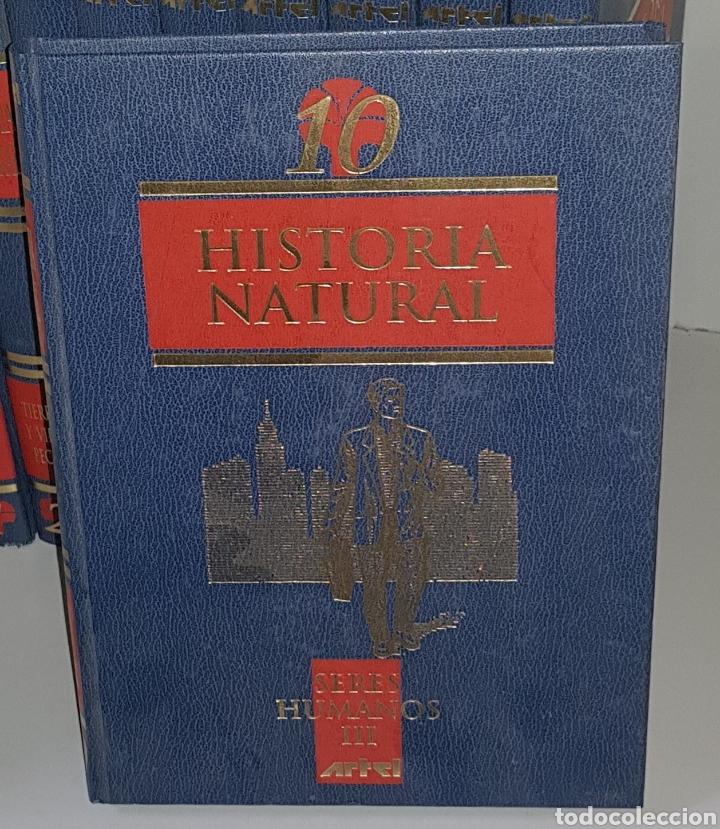 Enciclopedias de segunda mano: Enciclopedia - historia natural - 10 tomos - completa - arm06 - Foto 2 - 150116378