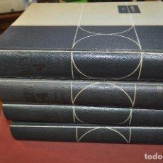 Enciclopedias de segunda mano: SALVAT CATALÀ DICCIONARI ENCICLOPÈDIC 4 VOLUMS - ENM. Lote 151089578