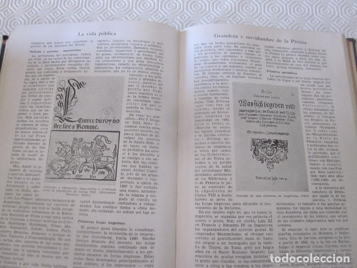Enciclopedias de segunda mano: UNIVERSITAS ENCICLOPEDIA DE INICIACIÓN CULTURA 20 TOMOS 1946 - Foto 10 - 151470618