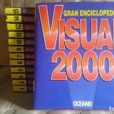 Enciclopedias de segunda mano: ENCICLOPEDIA VISUAL 2000. Lote 151490054