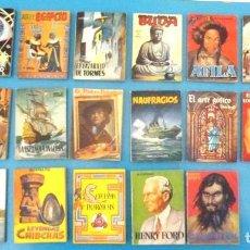 Enciclopedias de segunda mano: LOTE 21 ENCICLOPEDIA PULGA EDICIONES G.P. BARCELONA. 10 EUROS (ENVÍO CERTIFICADO INCLUIDO PENÍNSULA). Lote 153226098