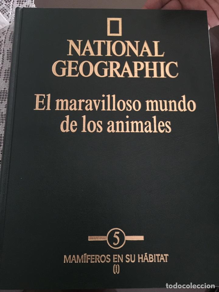 Enciclopedias de segunda mano: El maravilloso mundo de los animales National Geographic - Foto 2 - 153234436