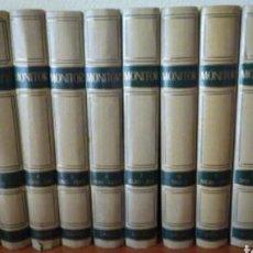 Enciclopedias de segunda mano: 12 TOMOS MONITOR ENCICLOPEDIA SALVAT. Lote 153427373
