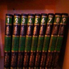Enciclopedias de segunda mano: ENCICLOPEDIA PLANTAS FLORES 9 TOMOS JARDINERÍA HUERTO-ENVÍO CERTIFICADO 19.99. Lote 154454110