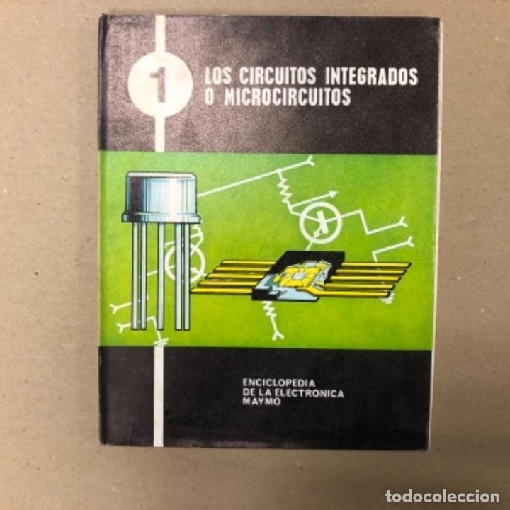 Enciclopedias de segunda mano: ENCICLOPEDIA DE LA ELECTRÓNICA MAYMO. PRIMEROS 6 TOMOS. EDITORIAL ELPO 1968. VER DESCRIPCIÓN. - Foto 3 - 154952766