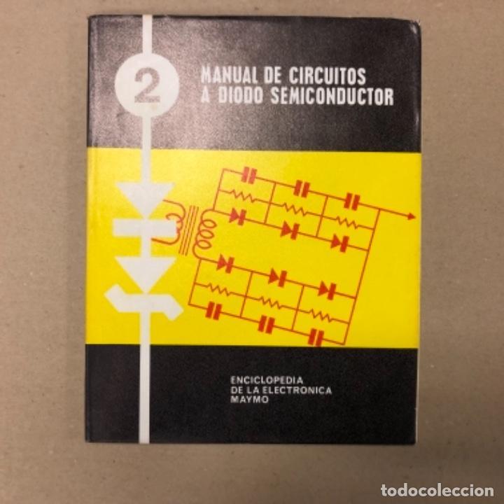 Enciclopedias de segunda mano: ENCICLOPEDIA DE LA ELECTRÓNICA MAYMO. PRIMEROS 6 TOMOS. EDITORIAL ELPO 1968. VER DESCRIPCIÓN. - Foto 8 - 154952766