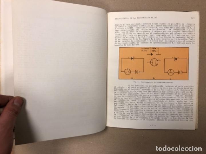 Enciclopedias de segunda mano: ENCICLOPEDIA DE LA ELECTRÓNICA MAYMO. PRIMEROS 6 TOMOS. EDITORIAL ELPO 1968. VER DESCRIPCIÓN. - Foto 10 - 154952766