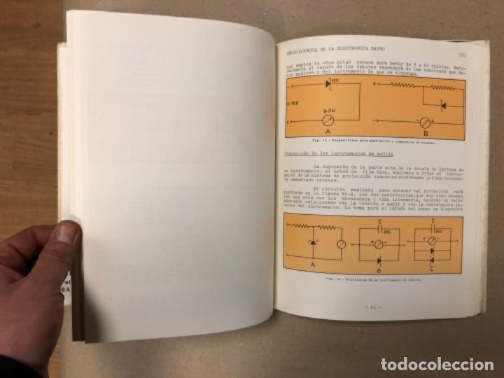 Enciclopedias de segunda mano: ENCICLOPEDIA DE LA ELECTRÓNICA MAYMO. PRIMEROS 6 TOMOS. EDITORIAL ELPO 1968. VER DESCRIPCIÓN. - Foto 11 - 154952766