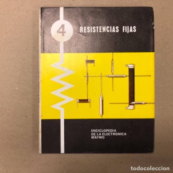 Enciclopedias de segunda mano: ENCICLOPEDIA DE LA ELECTRÓNICA MAYMO. PRIMEROS 6 TOMOS. EDITORIAL ELPO 1968. VER DESCRIPCIÓN. - Foto 19 - 154952766