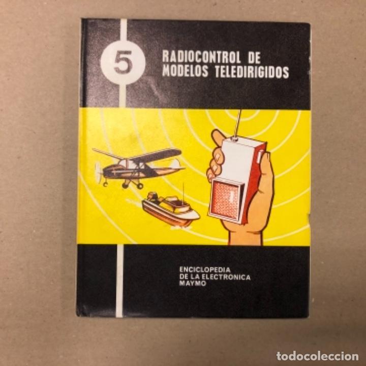 Enciclopedias de segunda mano: ENCICLOPEDIA DE LA ELECTRÓNICA MAYMO. PRIMEROS 6 TOMOS. EDITORIAL ELPO 1968. VER DESCRIPCIÓN. - Foto 24 - 154952766